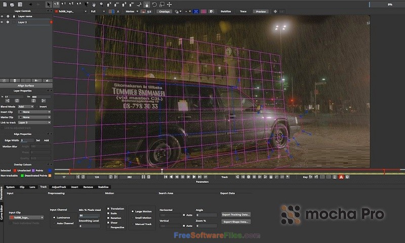Mocha Pro v5.6.0 with Plugins Offline Installer Download