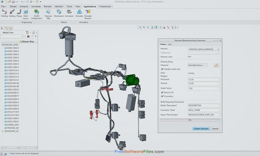 PTC Creo Illustrate 5.0 Free Download for Windows PC