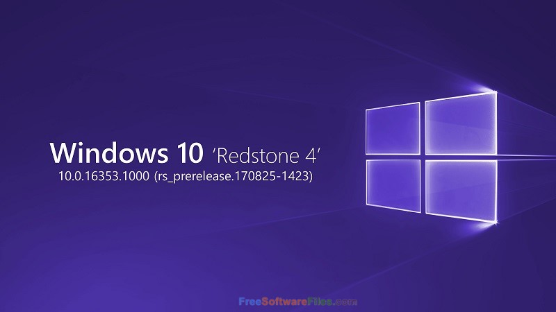Windows 10 Pro X64 Redstone June 2018 Free Download
