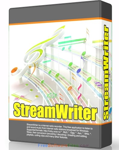 streamWriter Portable 5.4.1.0 Review