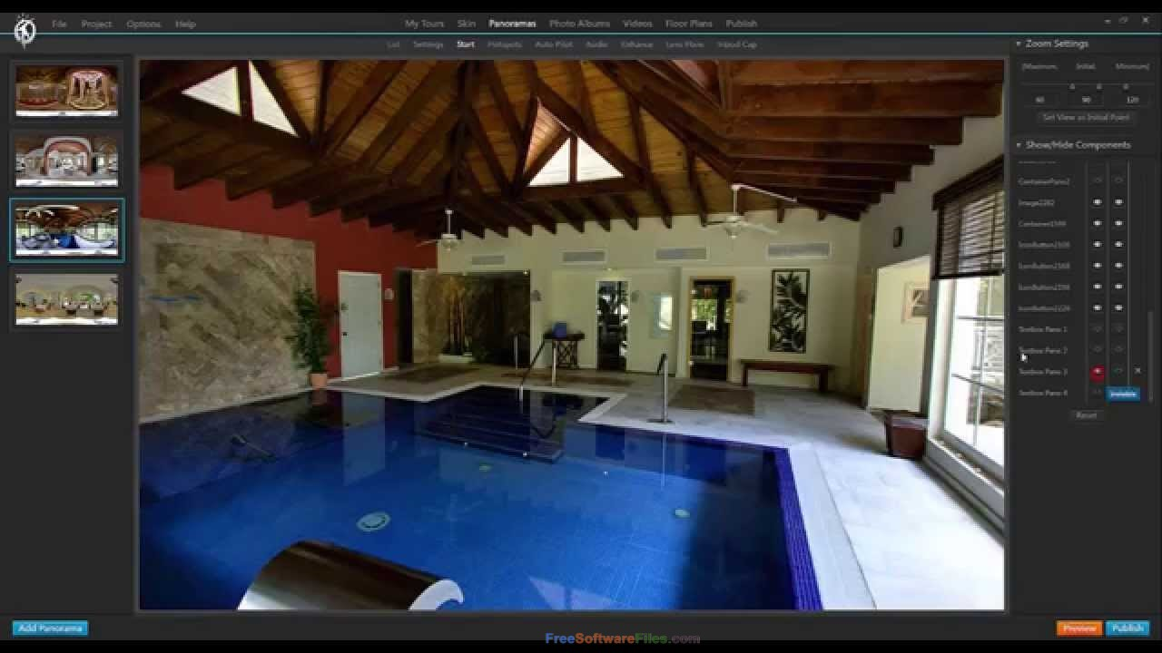 3DVista Virtual Tour Suite 2018 Latest Version Download
