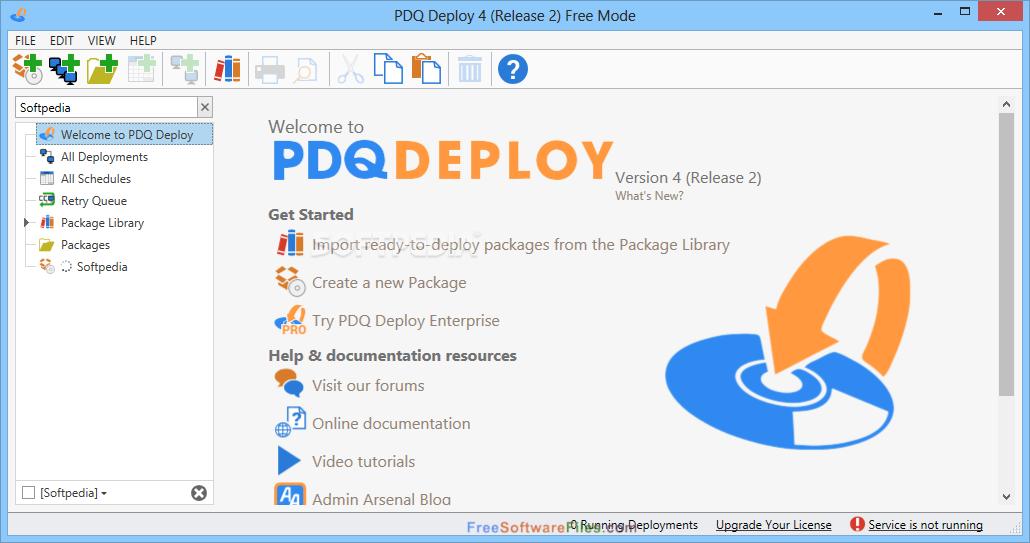 PDQ Deploy 16.1 Enterprise Offline Installer Download