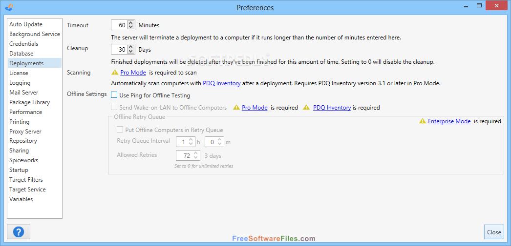 PDQ Deploy 16.1 Enterprise free download full version