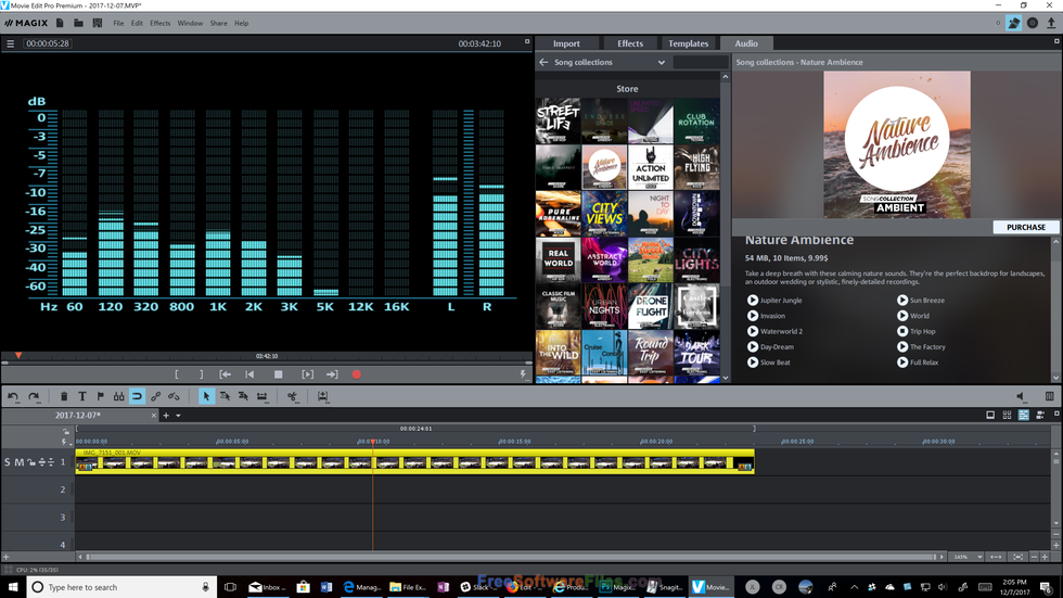 MAGIX Movie Edit Pro Premium 2018 Direct Link Download