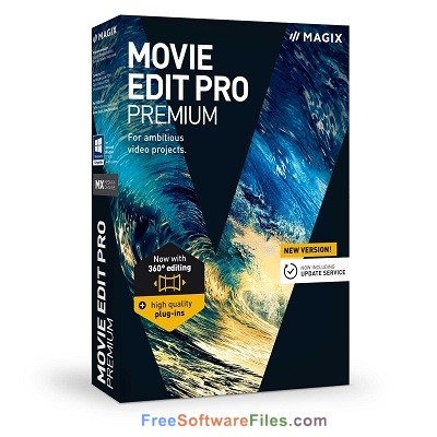 MAGIX Movie Edit Pro Premium 2018 Review