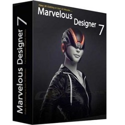 Marvelous Designer 7.5 Free Download
