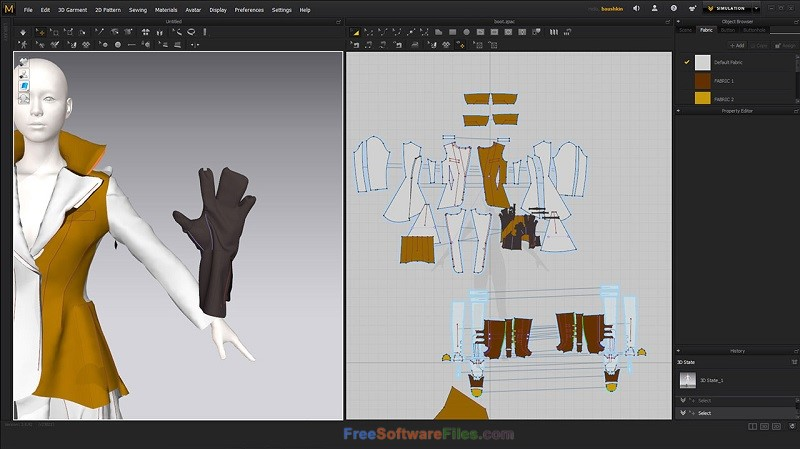 Marvelous Designer 7.5 free download full version
