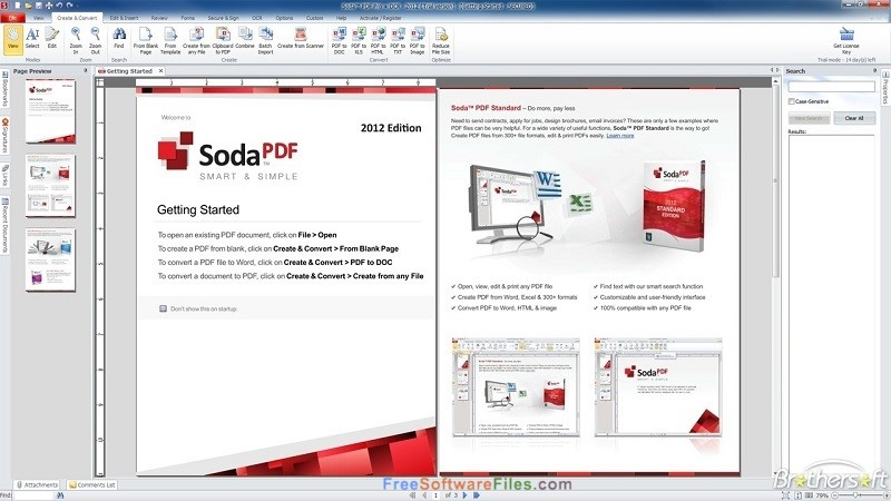 Soda PDF Pro 5 Direct Link Download