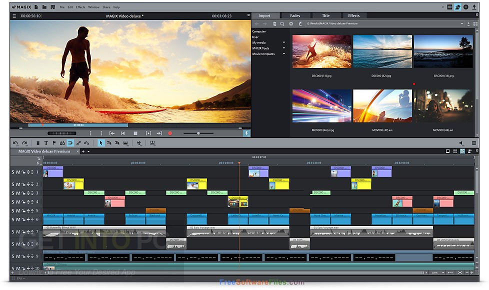 magix movie edit pro 32 bit free download