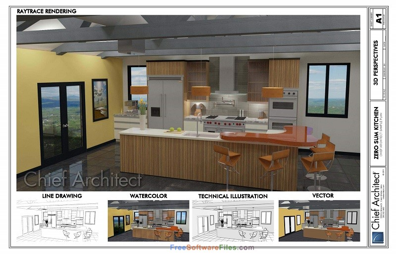 Chief Architect Home Designer Professional 2019 Free