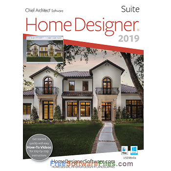 Chief architect home designer professional 2019 free for Chief architect home designer pro reviews