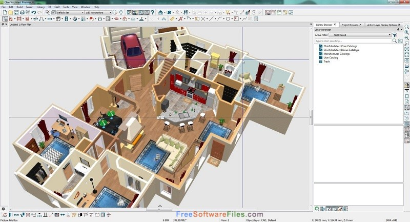 Chief Architect Home Designer Professional 2019 Free