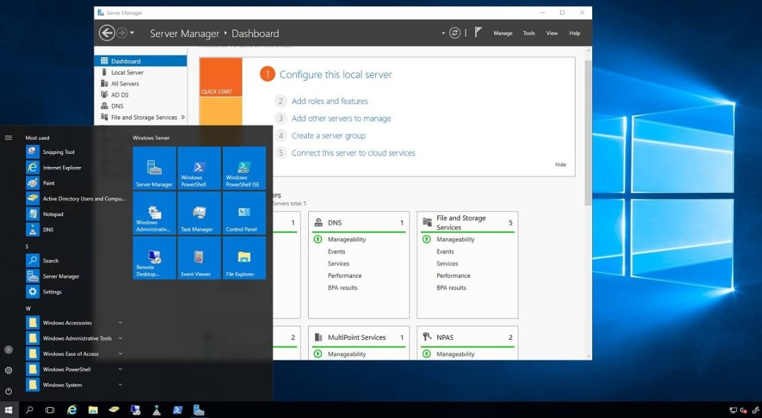 MS Windows Server 2019 Offline Installer Download