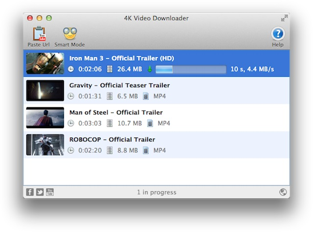 4K Video Downloader 4.4 Direct Link Download