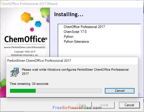 ChemOffice Professional Suite 17.1 free download full version