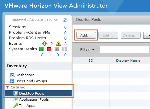 VMware Horizon Enterprise Free Download for Windows PC