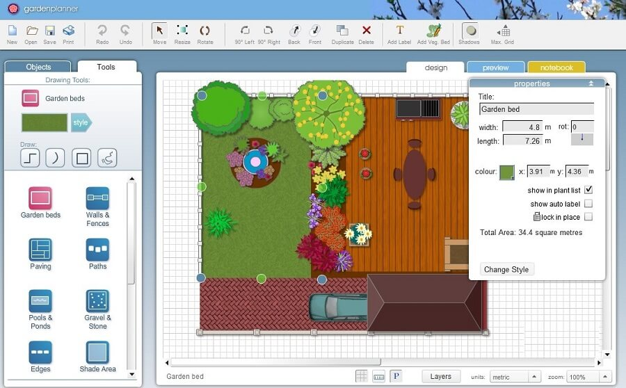 Artifact Interactive Garden Planner 3.7 Offline Installer Download