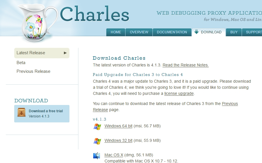 Charles Proxy Portable Free Download