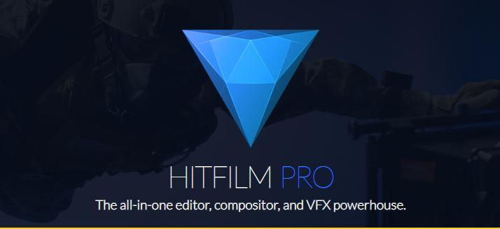 HitFilm Pro 8.1.7729.45222 Free Download