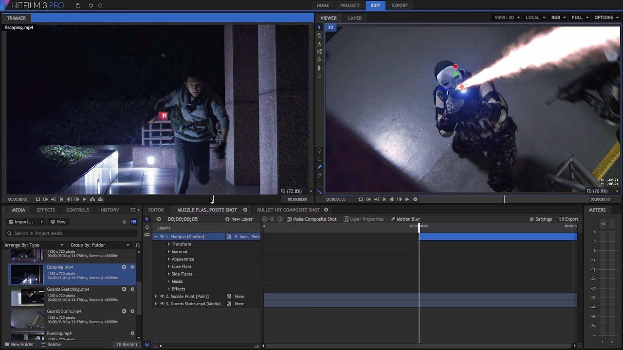 HitFilm Pro 11.0 Free