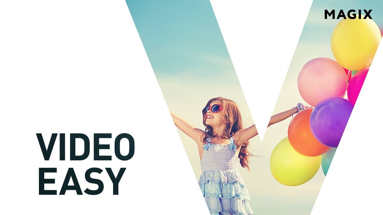 MAGIX Video easy HD 6.0 Free Download
