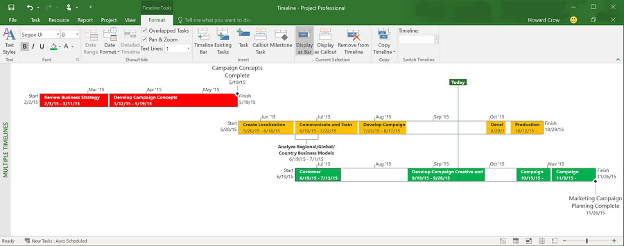 Microsoft Project 2016 Offline Installer Download