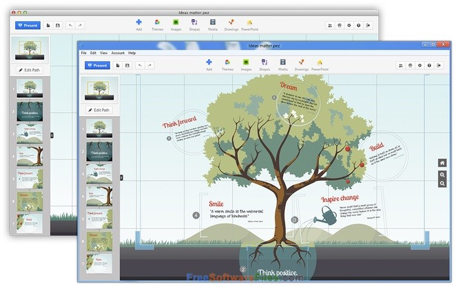 Prezi Pro 6.1 Offline Installer Download