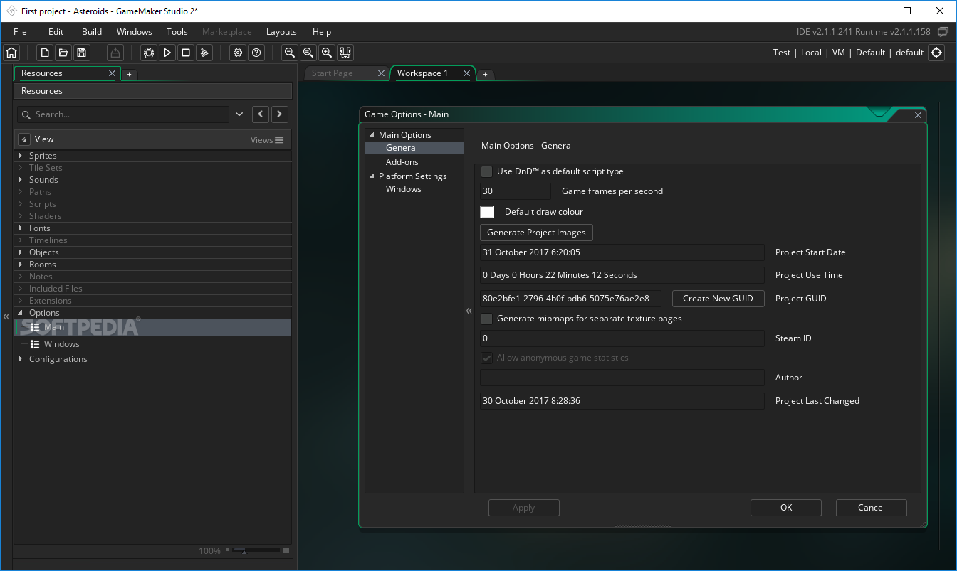 GameMaker Studio Ultimate 2019 Free