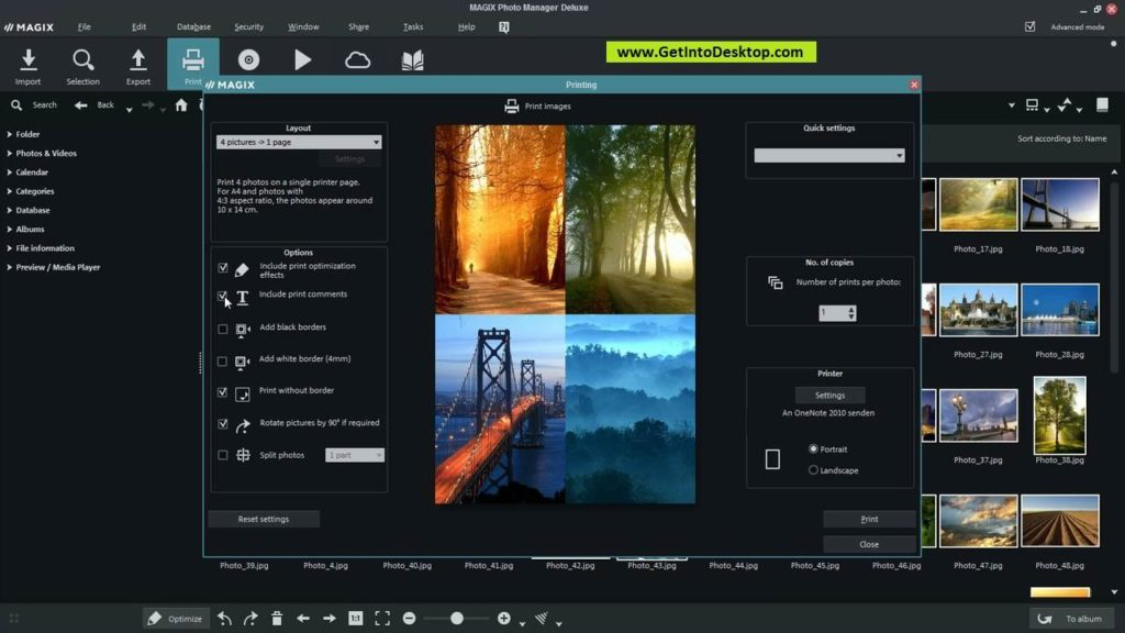 MAGIX Photo Manager 17 Deluxe 13.1 Direct Link Download
