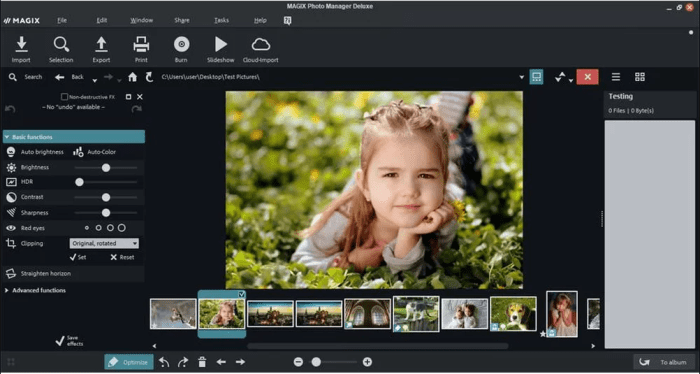 MAGIX Photo Manager 17 Deluxe 13.1 Latest Version Download