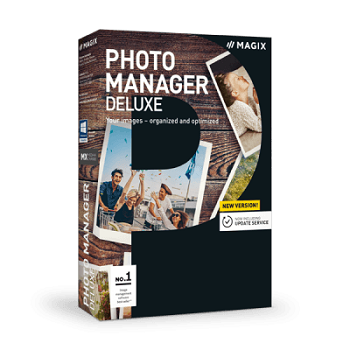 MAGIX Photo Manager 17 Deluxe 13.1 Review
