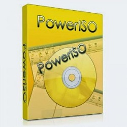 PowerISO 7.3 Free Download