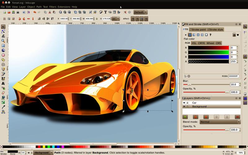 Inkscape 0.92.4 Free