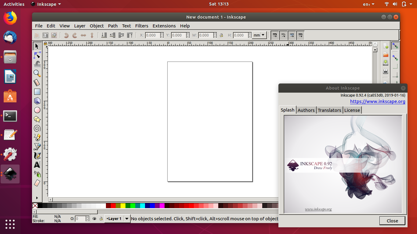 Inkscape Portable Free Download