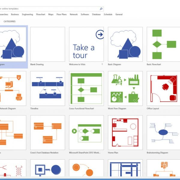 Microsoft Visio Professional 2016 16.0 Direct Link Download