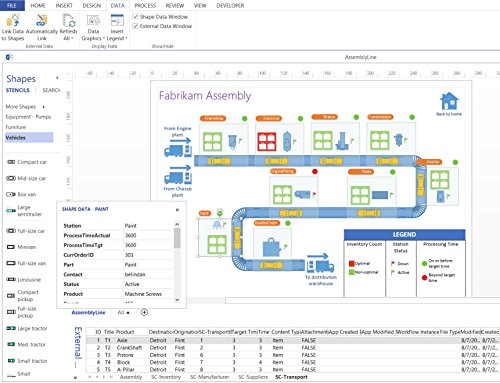 Microsoft Visio Professional 2016 16.0 Free Download for Windows PC