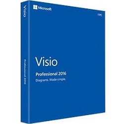 Microsoft Visio Professional 2016 16.0 Free Download