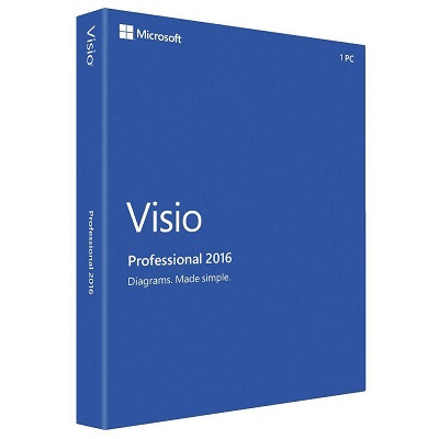 Microsoft Visio Professional 2016 16.0 Review