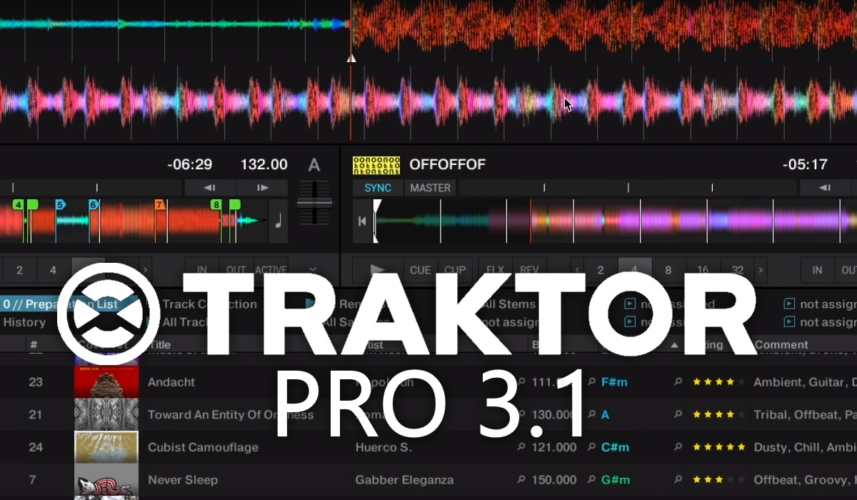 Native Instruments Traktor Pro 3.1 Free Download