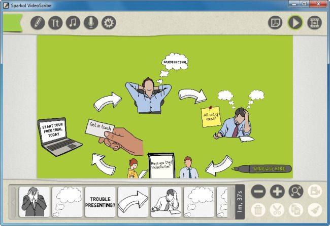 Sparkol VideoScribe Pro 3.2 Offline Installer Download