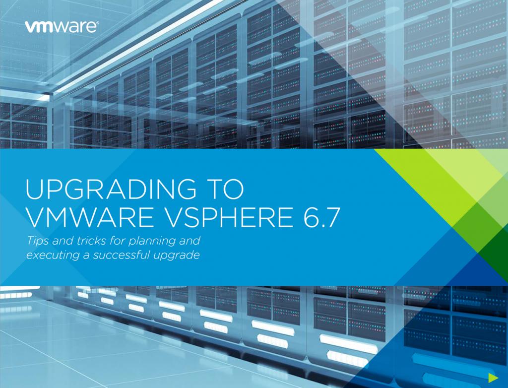 VMware vSphere 6.7 Update 1 Free Download