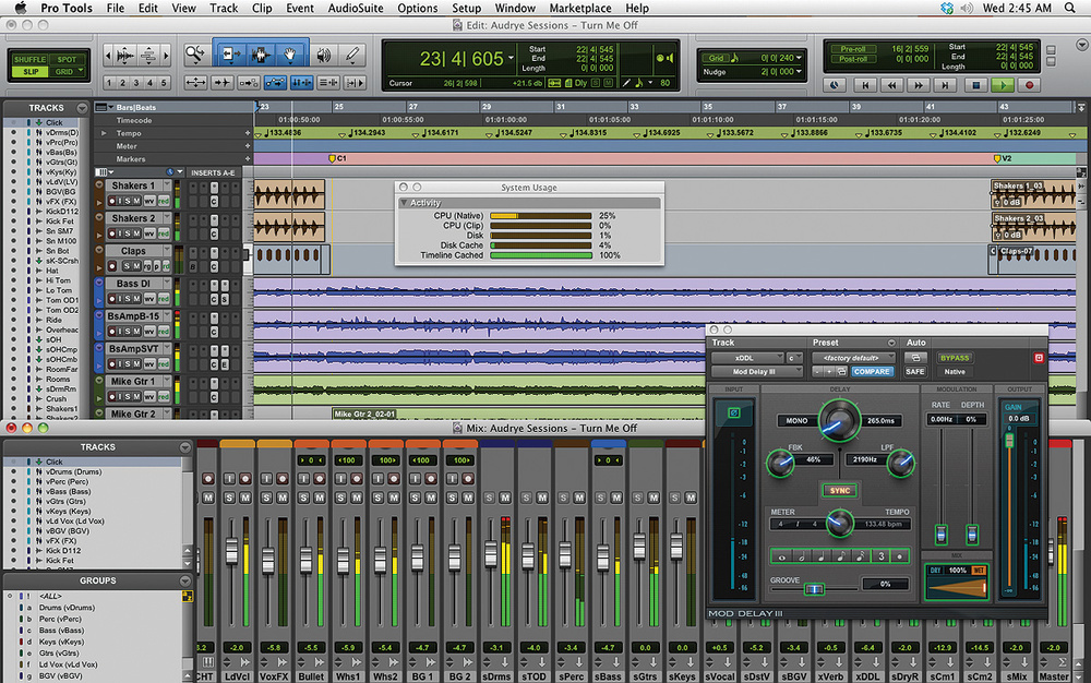 Avid Pro Tools HD Free Download