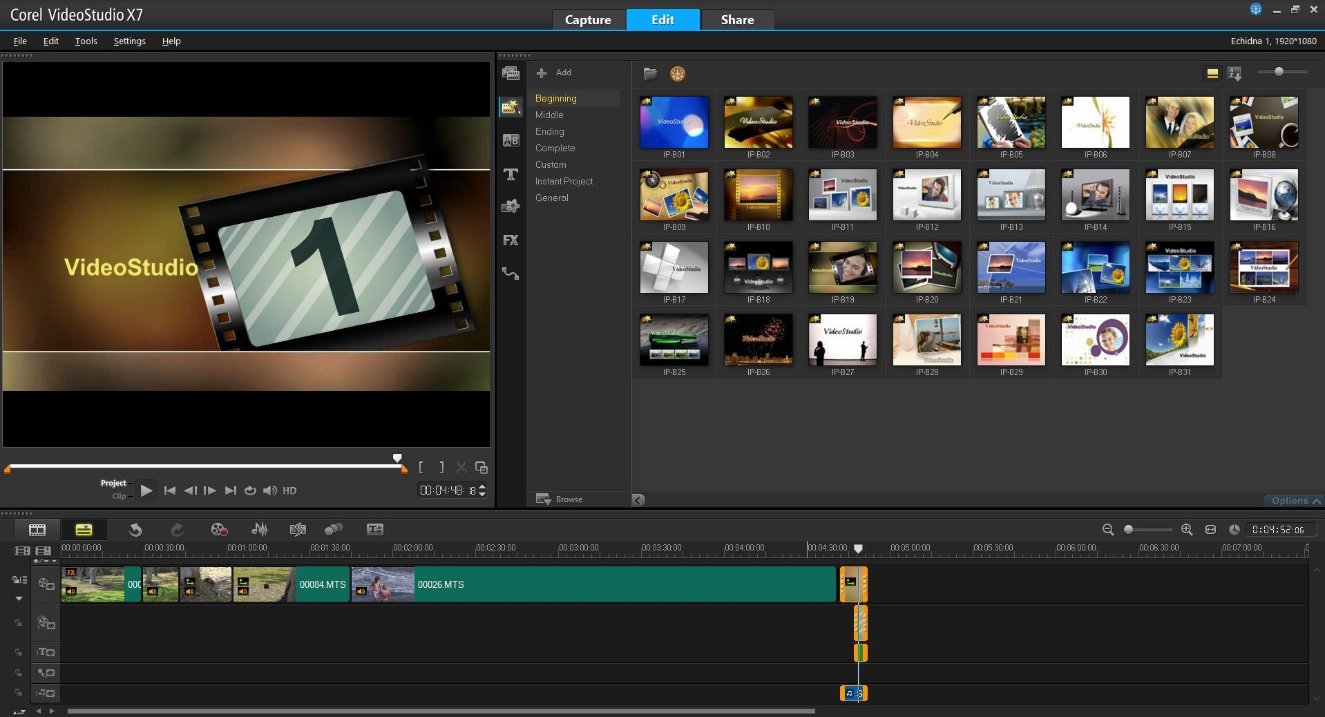 Free Corel VideoStudio Ultimate 2019