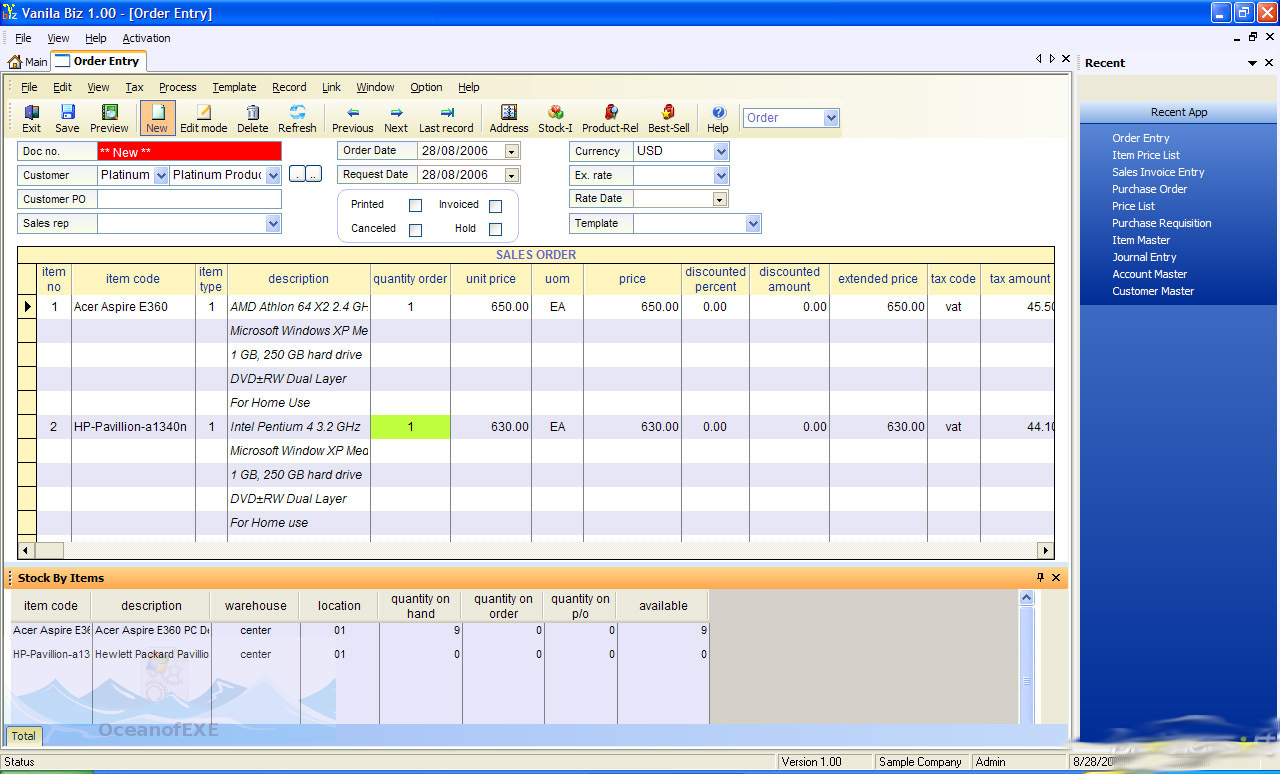 Microsoft Office Accounting Express US Edition 2009 Direct Link Download