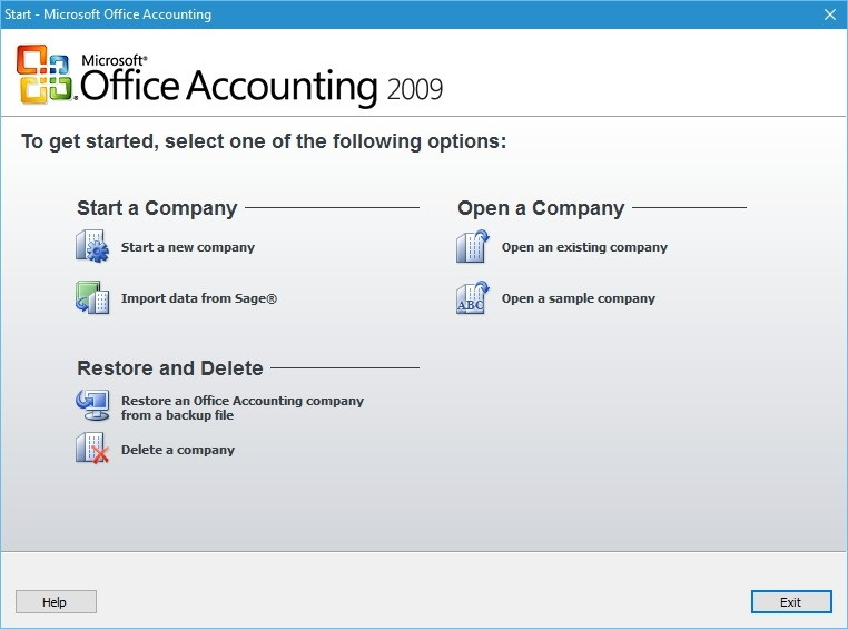 Microsoft Office Accounting Express US Edition 2009 Offline Installer Download