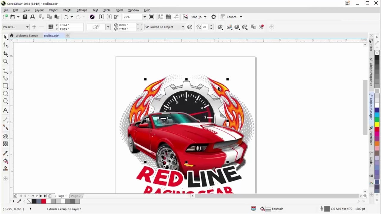 CorelDRAW Graphics Suite 2019 v21 1 Free Download