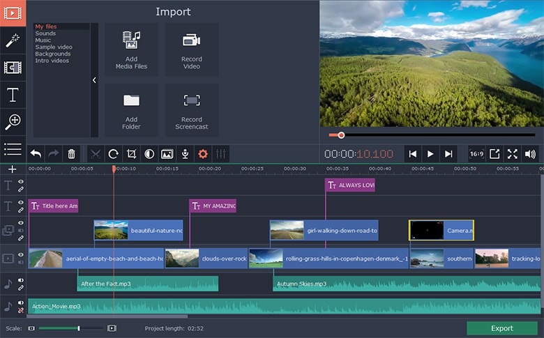 Movavi Video Editor Plus 15.2 Offline Installer Download