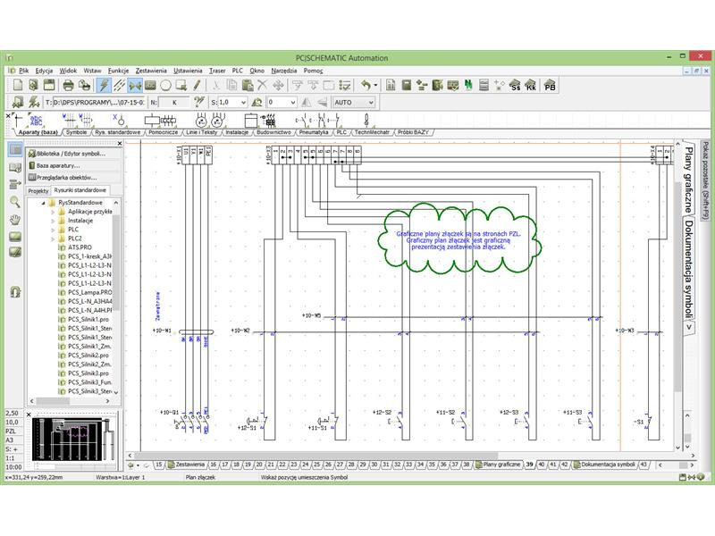 PCSCHEMATIC Automation 20.0 electrical schematic software