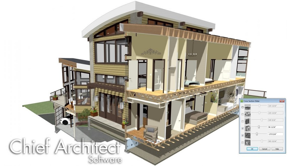 Chief Architect Home Designer Pro 2020 21.2 Free Download for Windows PC