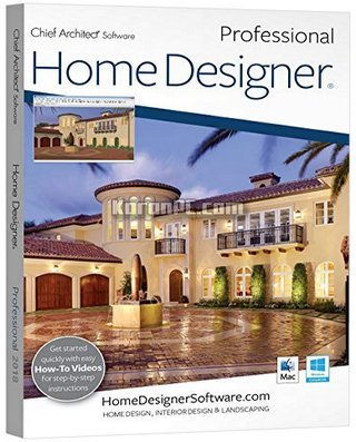 Chief Architect Home Designer Pro 2020 21.2 Review